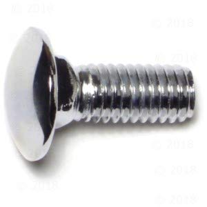 Hard-to-Find Fastener 014973133733 Bumper Bolts, 3/8-16 x 1, Piece-5 ()