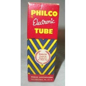 Philco 6CA5 Radio Tv Amp Electron Vacuum Tube Bulb Nos ()