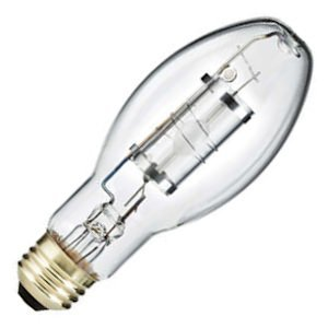 Philips Lighting 429950 ED17P Protected Metal Halide Lamp 70 Watt E26 Medium Base 4960 Lumens 90 CRI 4000K Cool White MasterColor CDM Elite
