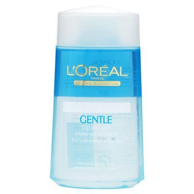 L'oreal Cleaning Eye and Lip Make-up Remover, 125ml. by L'Oreal Paris (Image #1)