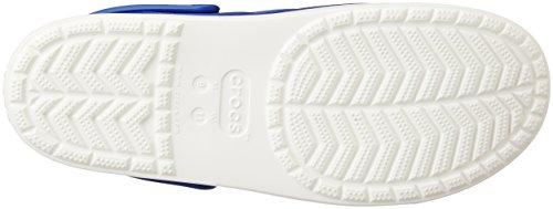 Crocs Unisex CitiLane Clog Cerulean Blue/White free shipping for sale 50OxotQy