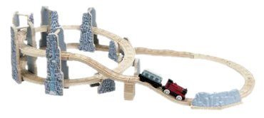 Friends Roller Coaster (Thomas & Friends Wooden Railway - Rheneas & The Roller Coaster Set)