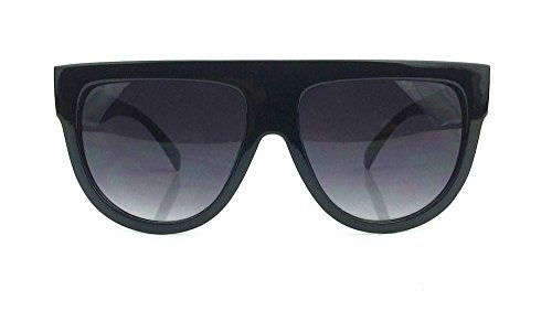 flat-top-square-aviator-gradient-frame-sunglasses-shadow-ombre-black