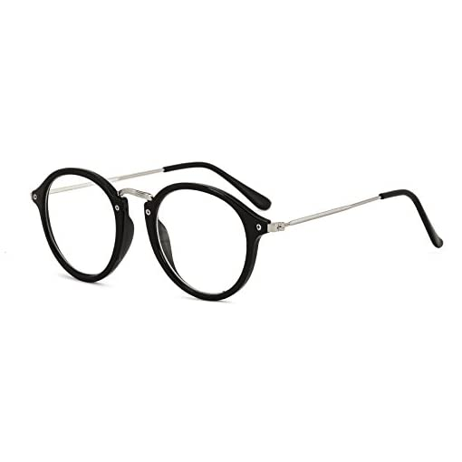 Royal Son Round Spectacle Frame For Men And Women RS0015SF