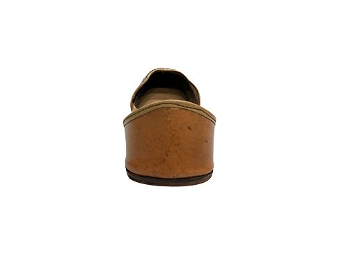 Ballet Flats n Shoes Ladies Leather Style Step Khussa Punjabi Pure Mojari Jutti z4w87xqd