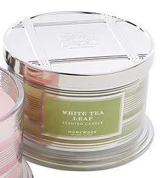 - Harry Slatkin HomeWorx 4-Wick Candle - White Tea Leaf