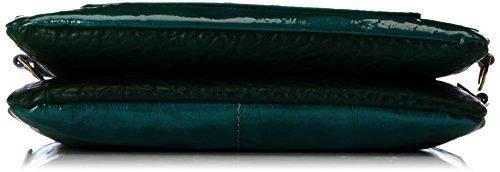 GABS NALA S NKNK, Borsa a Tracolla Donna, 3x16x23 cm Blu (Blue Oil)