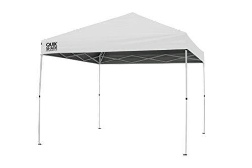 Quik Shade Weekender Elite WE100 10'x10' Instant Canopy - White (Weekender Canopy)