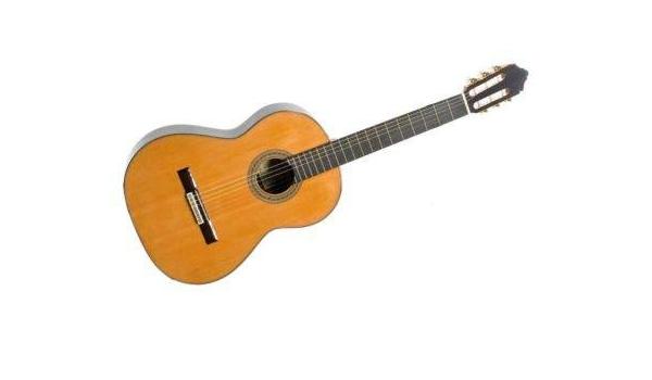 Azahar 141 Guitarra Clásica Española, Rio Rosewood: Amazon.es: Instrumentos musicales