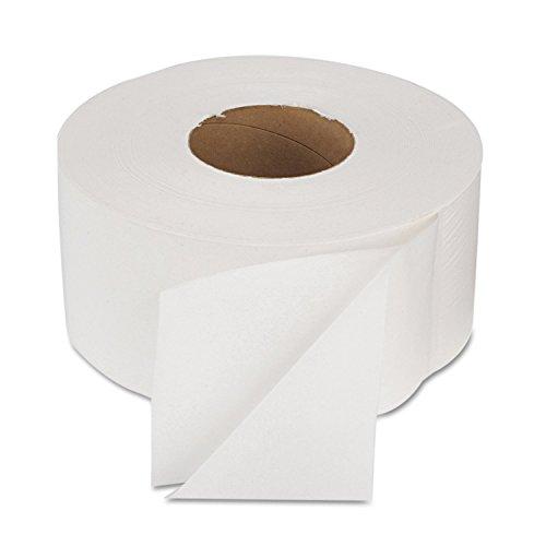 Boardwalk 19GREEN Green Bathroom Tissue, 2-Ply, White, 1000