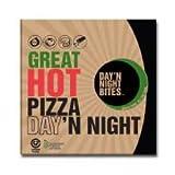 Day N Night Bites Pizza Box, 12 inch -- 100 per case.
