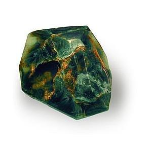 Soap Rocklet - 4 oz. - Malachite (Crystal Bars Kitchen)