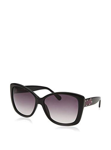 Just Cavalli JC495S Sunglasses Just Cavalli 495S Sun Glasses 01B Shiny Black New (Just Cavalli Glasses)