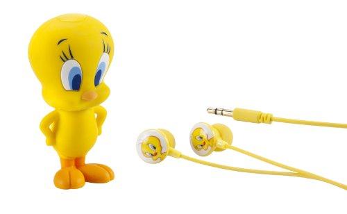 EMTEC Looney Tunes  8 GB USB MP3 Player, Tweety Bird
