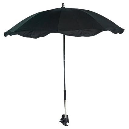 Brio Happy carrito sombrilla (negro)