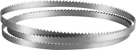 Lama per sega a nastro per legno 1490x12x0.5x5 mm per es Scheppach Basa 1