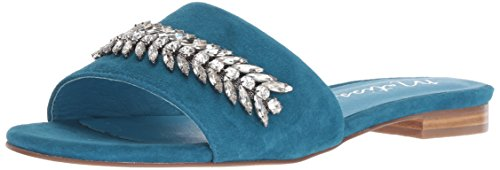 Matisse Women's Millie Flat Sandal Blue zFtv4