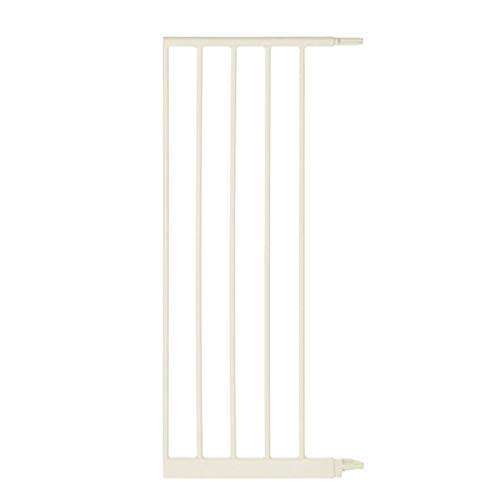 """Tall and Wide Portico Arch Gate 5-bar Extension"" by North States: Extension for""Tall and Wide Portico Arch 36 in. Gate"" (Adds up to 13.4″ width, Soft white)"