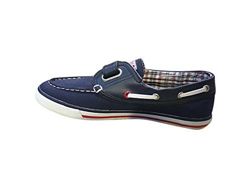 Chaussure Kaporal enfant garçon sytle bateau