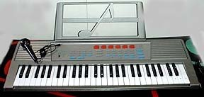 Yongmei Electronic Keyboard Ym-490f