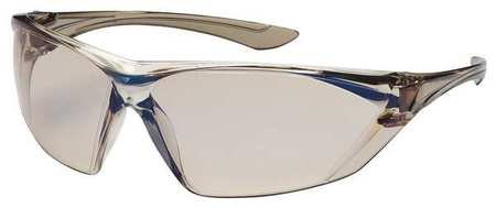 Bouton Optical Indoor/Outdoor Blue Safety Glasses, Anti-Fog