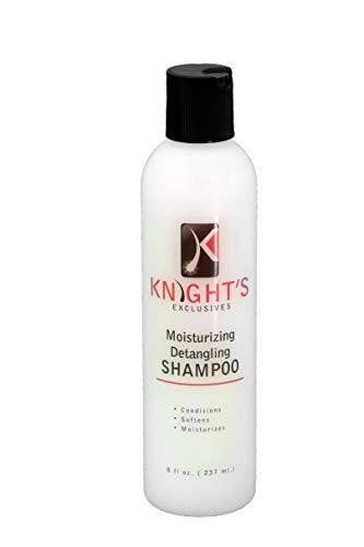 Knight's Exclusives Moisturizing Detangling Shampoo 8oz/237ml