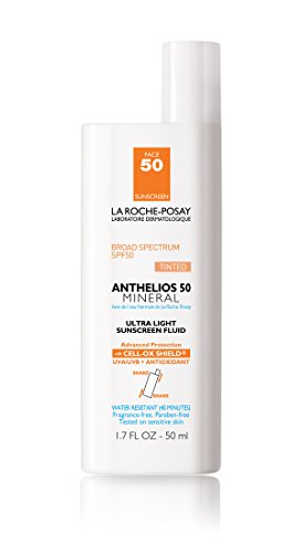Roche Posay Anthelios Sunscreen Ultra Light Antioxidants product image