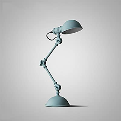 YXW table lamp Desk reading work light personality creative robotic bedroom bedside table lamp