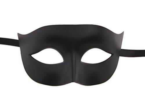 [Luxury Mask Unisex Sparkle Masquerade Venetian Mask Mardi Gras Costume] (Male Masquerade Mask)