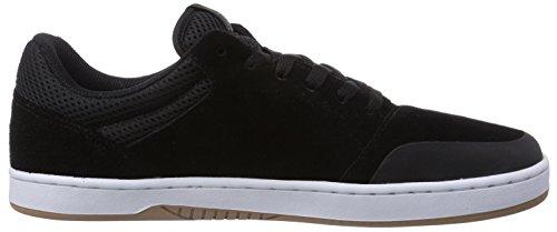 Etnies MARANA - Zapatillas De Skate de cuero hombre Negro/Rojo/Blanco/599