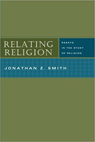 com relating religion essays in the study of religion  com relating religion essays in the study of religion 9780226763873 jonathan z smith books