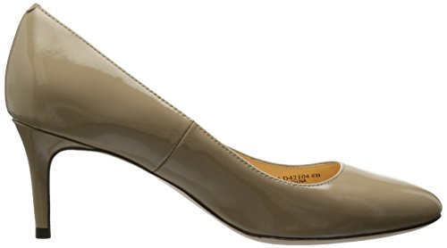 Cole Haan Womens Bethany Pump 65 Maple Sugar Patent