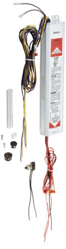 Morris Products 72904 Flourescent Emergency Lighting Ballast, 13.3