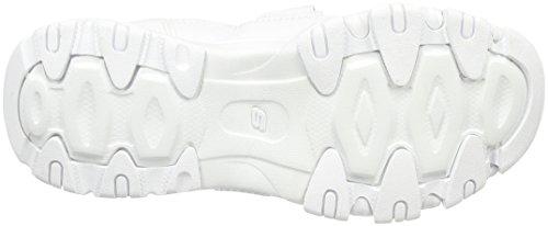 Skechers 88888016 Femmes Derbies Blanc 3MOQZNQVI
