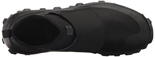 Nike 859621-001, Zapatillas de Baloncesto para Niños Negro (Black / Black / Anthracite)