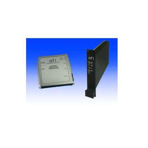 AMERICAN FIBERTEK MRX46FXST Single fiber 10/100 Ethernet) Module Rx