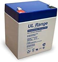 Batería Ultracell VRLA/Lead 5000mAh 12V (UL5.0-12