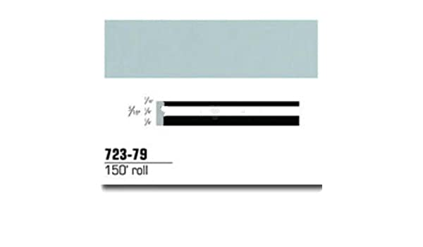 3M Scotch 70119 3M Scotch Scotchcal Striping Tape 1//16 x 40 Medium Gray