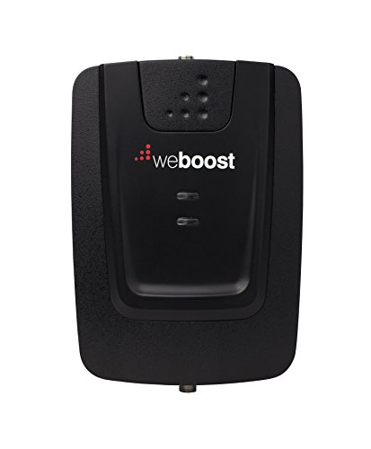 weBoost Connect 3G Directional Cell Phone Signal Booster for Home and Office – Enhance Your Signal up to 32x. Can Cover up to 5000 sq ft or Medium Home. For Multiple Devices and Users. by weBoost