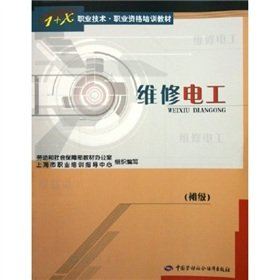 1 + X Professional Technical vocational qualification training materials: Electrical Maintenance (primary)(Chinese Edition) PDF