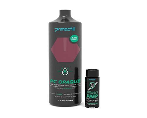 PrimoChill Opaque - Pre-Mix (32oz) - Black Cherry Violet