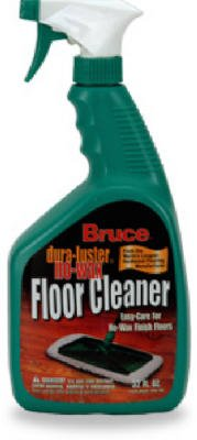 Bruce No Wax Floor Cleaner 32 Oz