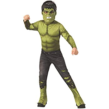 Amazon.com: Avengers 4 Hulk (2019) - Disfraz y máscara: Toys ...