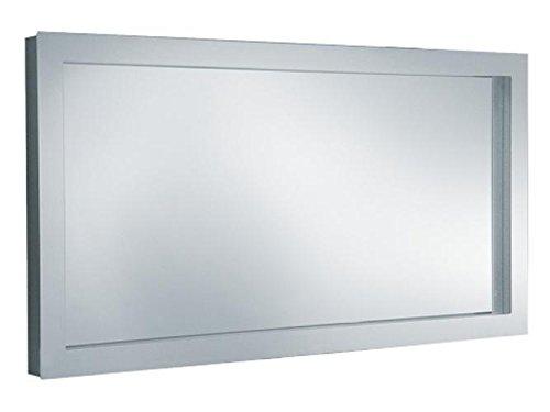 Keuco - Edition 300 Lichtspiegel mit Metallrahmen 125x65x6,5cm