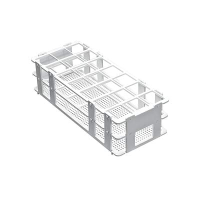 Bel-Art Products Test Tube Rack, 21 Place (6 Units)