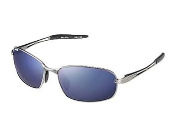 Shimano hg-087j polarizadas pesca gafas de sol metal marco azul 733382 (3382)