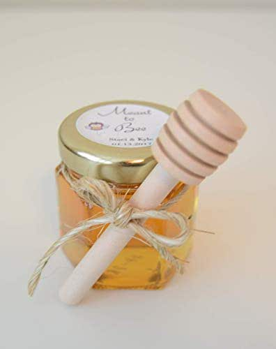 Amazon.com: 12 SET Personalized Honey Favors- Mommy To Bee