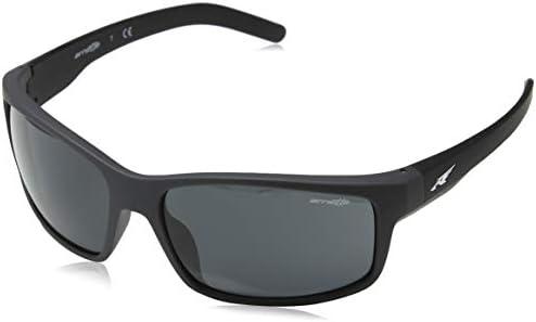 Arnette 0AN4242 41/87 62 Montures de lunettes, Noir (Black/Grey), Homme