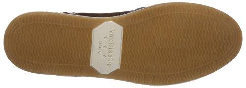 jcu Frederico Alto Mid tortoise Uomo Sneaker Collo A D'oro Braun Shell Pantofola P6Tqx15