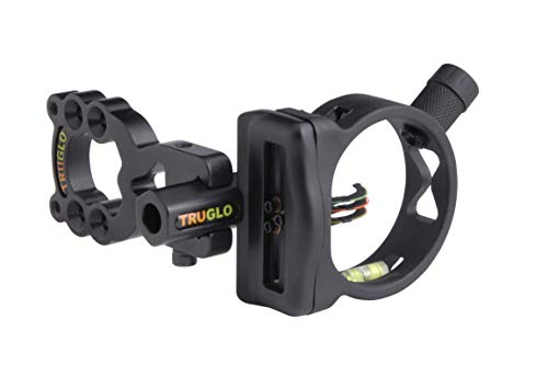 "TRUGLO Rite-Site XS 3-Pin Sight .019"" Black"